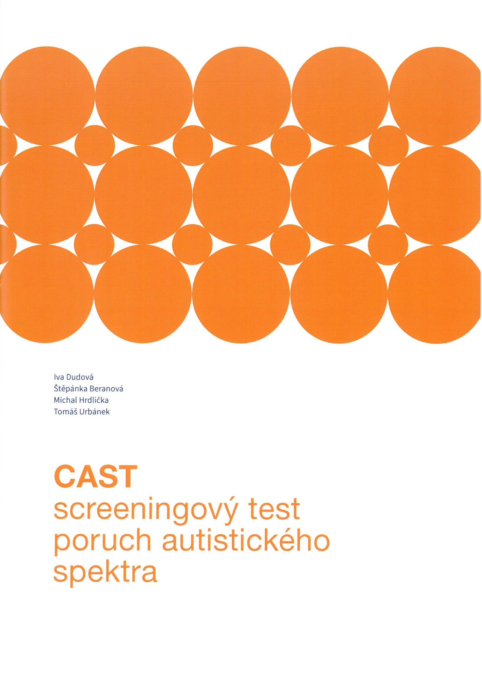 Screeningový test poruch autistického spektra (CAST)